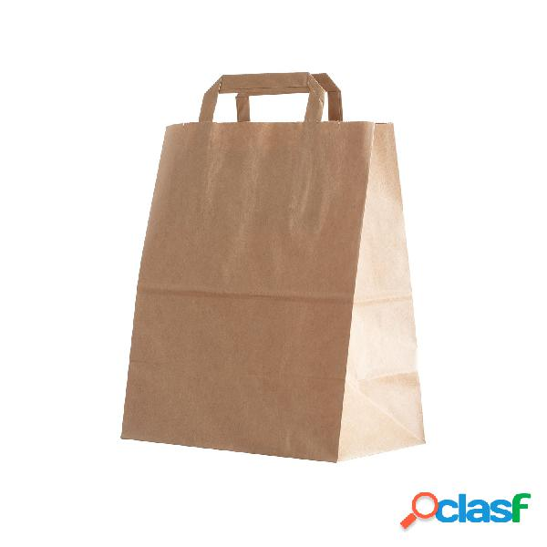 Shopper take away piattina avana