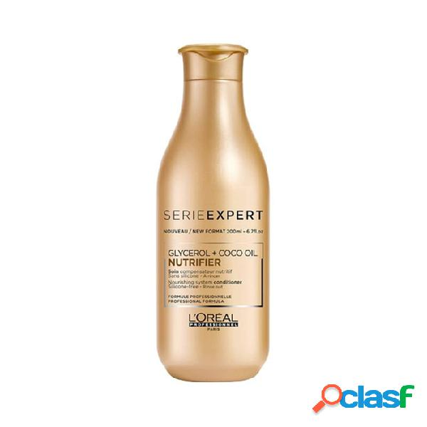 L'Oreal Serie Expert Nutrifier Glycerol + Coco Oil Conditioner 200 ml