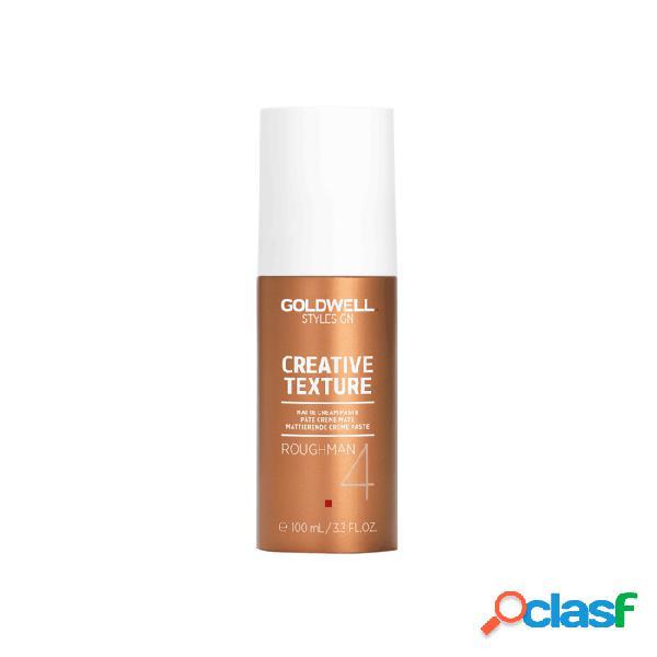 Goldwell. stylesign creative texture matte cream paste 4 100 ml