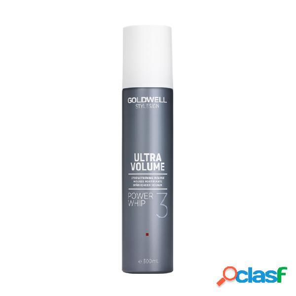 Goldwell. stylesign ultra volume strengthening mousse 3 300 ml