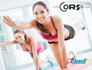 Corso online pilates