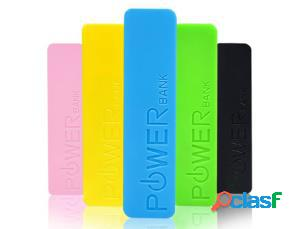 Powerbank 2600 mah gratis