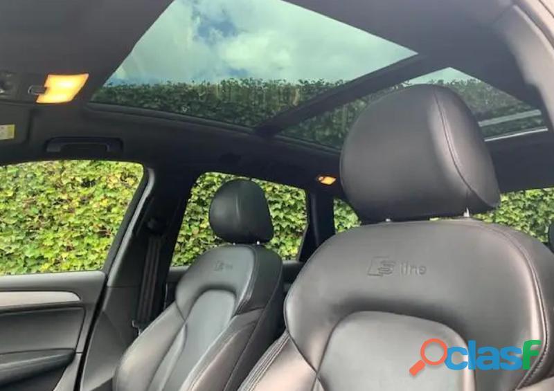 Audi Q5 2.0 TDi Q clean diesel S line S tronic