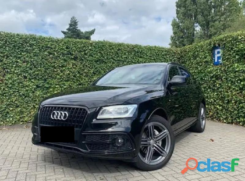Audi Q5 2.0 TDi Q clean diesel S line S tronic 1
