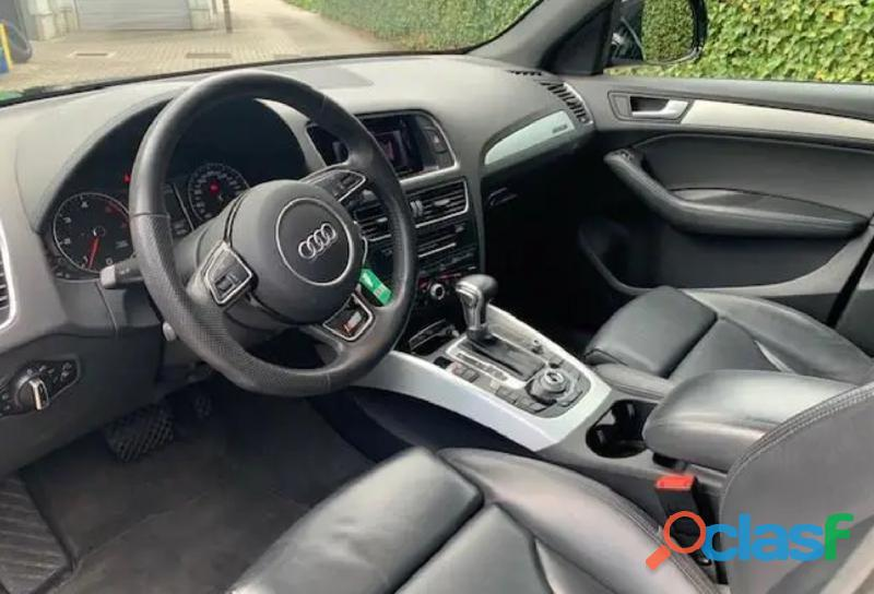 Audi Q5 2.0 TDi Q clean diesel S line S tronic 3