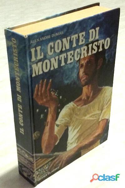 IL CONTE DI MONECRISTO di Alexandre Dumas; 1°Edizioni Accademia, 1976