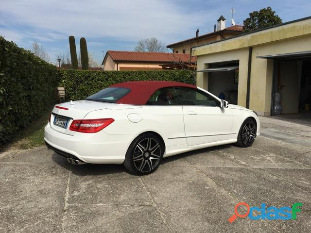 Mercedes Benz E 250 CdI BlueEFFICIENCY AMG