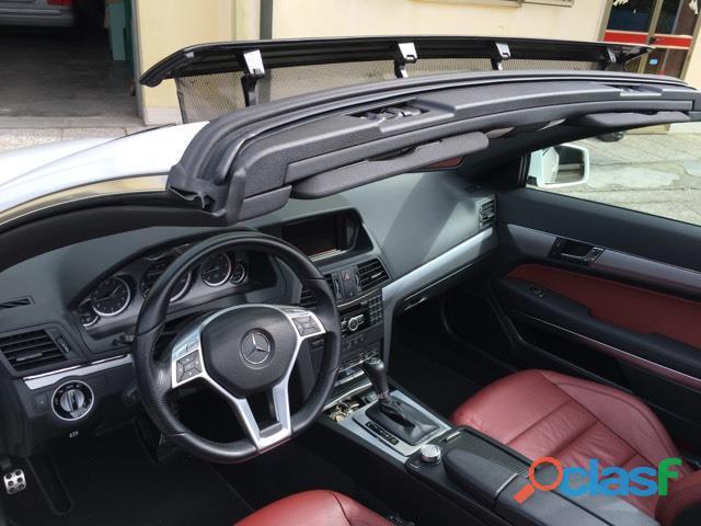 Mercedes Benz E 250 CdI BlueEFFICIENCY AMG 2