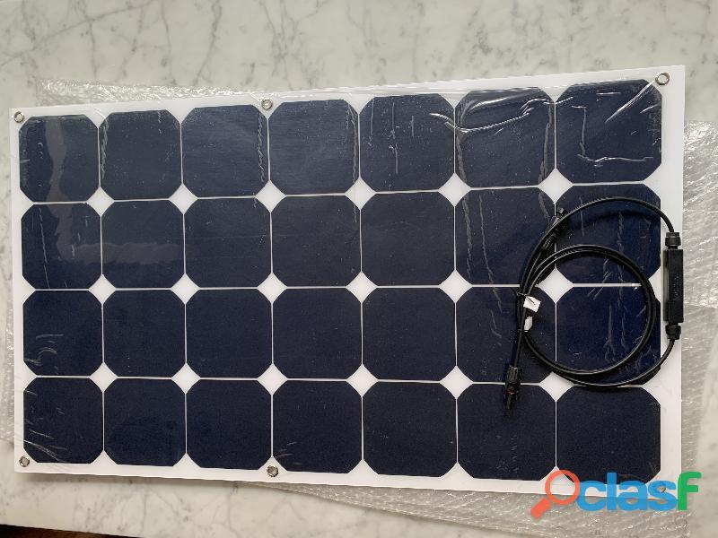 Pannello solare flessibile 80 watt