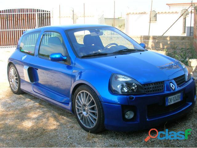 Renault Clio Sport v6 24V fase 2