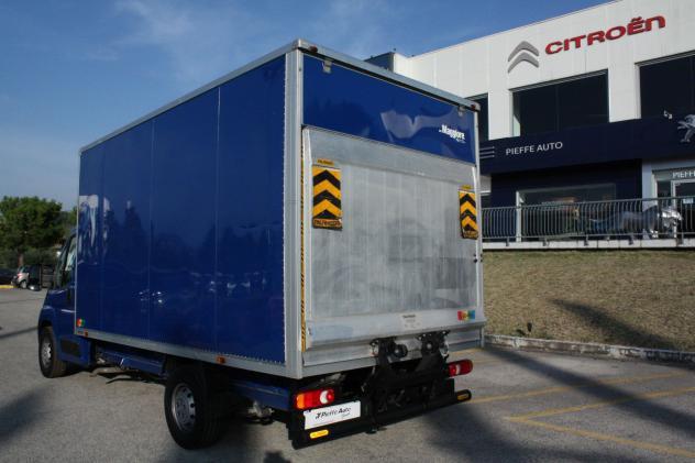 Citroën jumper 35 bluehdi 160 plm-sl-ta furgonato sponda