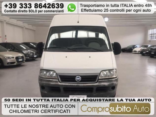 Fiat ducato 11 2.3 jtd pm furgone rif. 13908015