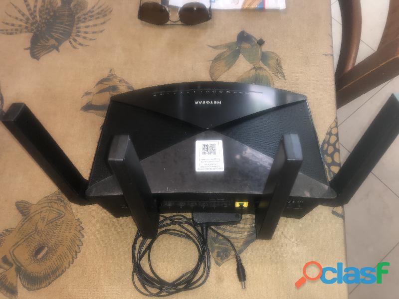 Netgear R9000 Nighthawk X10 Smart Router WiFi, Tri band AD 7200 6