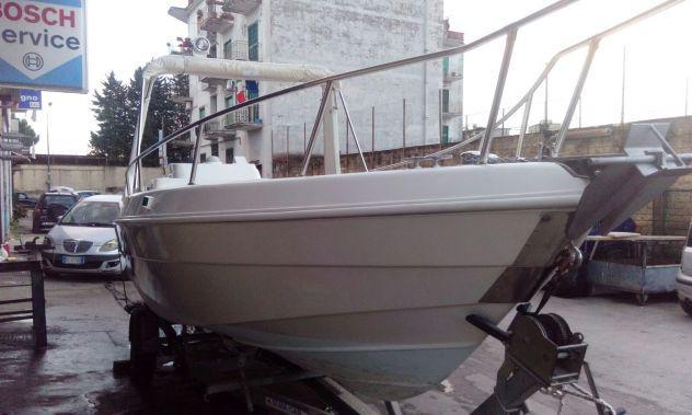 Vendo barca gaia 220