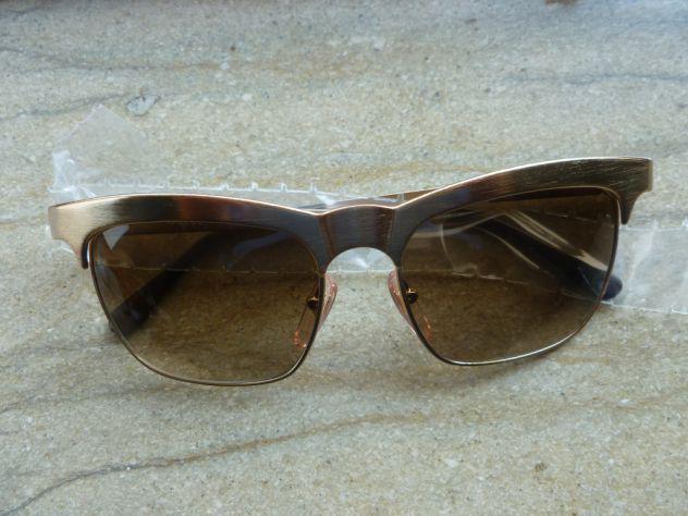 Vendo occhiali da sole ray-ban w0758 originali nuovi