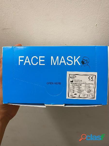 Box da 50 mascherine ad uso medico monouso 3