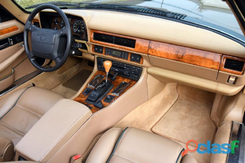 Jaguar XJS 6.0 V12 1