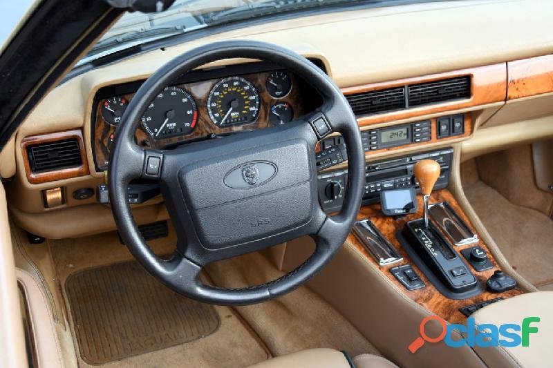Jaguar XJS 6.0 V12 3