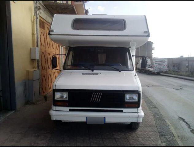 Camper salotto fiat ducato burstner 2500 diesel aspirato