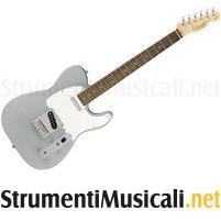 Fender squier affinity telecaster lrl slick silver