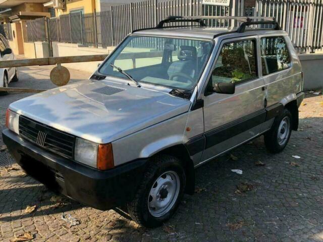 Fiat panda 4x4 anno 2003