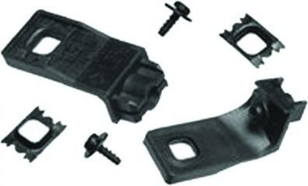 Kit riparazione proiettore per volkswagen golf iv dal 1997