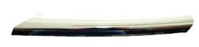 Modanatura griglia radiatore cromata per NISSAN ALMERA N16