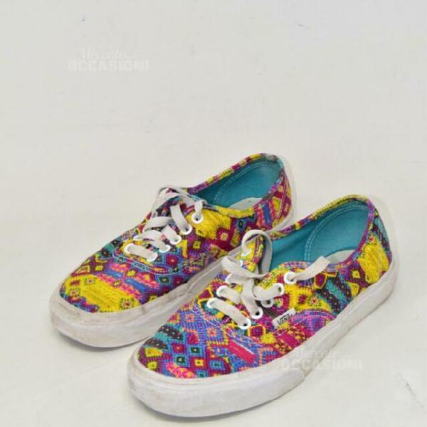 vans scarpe fantasia