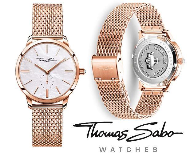 Thomas sabo orologio usato analogico quarzo donna