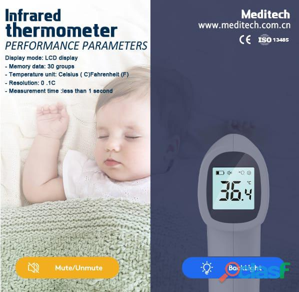 MDT 90 INFRA RED THERMOMETER Meditech Infrared thermometer 1