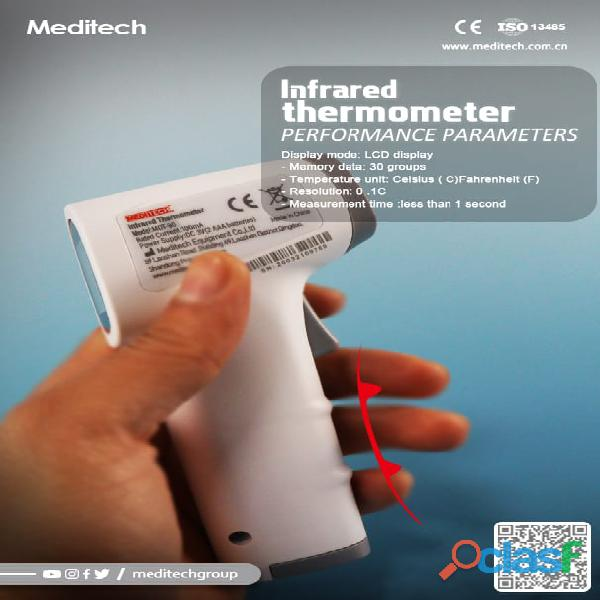 MDT 90 INFRA RED THERMOMETER Meditech Infrared thermometer 3