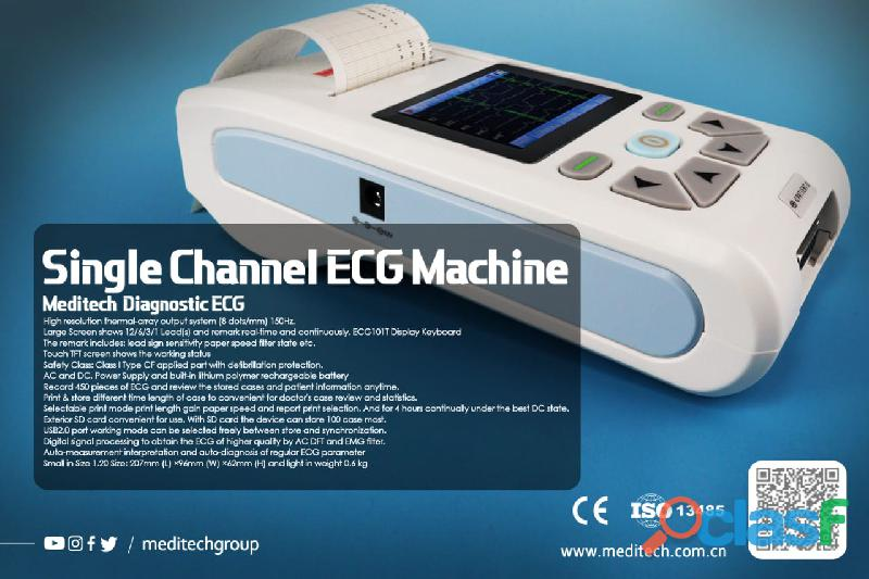 Palm size ECG machine with CE certificate ,come with PC ECG software for data transfer from the ecg 2