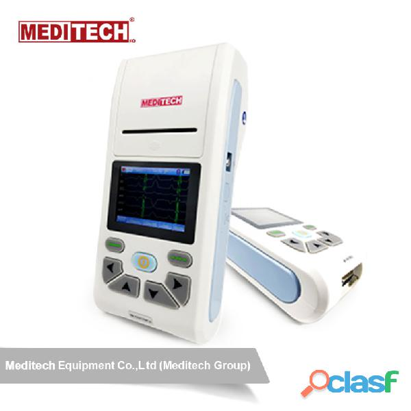Palm size ECG machine with CE certificate ,come with PC ECG software for data transfer from the ecg 9