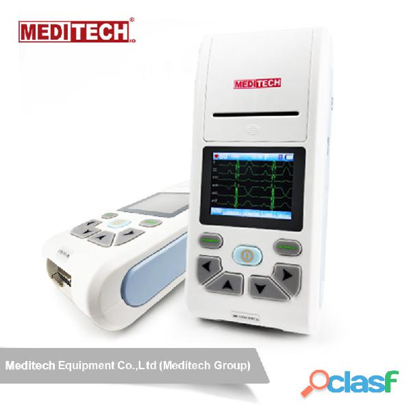 Palm size ECG machine with CE certificate ,come with PC ECG software for data transfer from the ecg 11