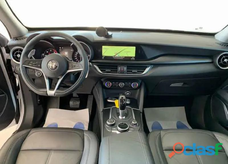 Alfa Romeo Stelvio 2.2 Turbodiesel 160 CV AT8 Sport
