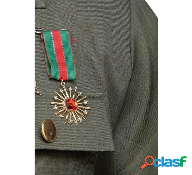 Medaglia militare o stella del distintivo
