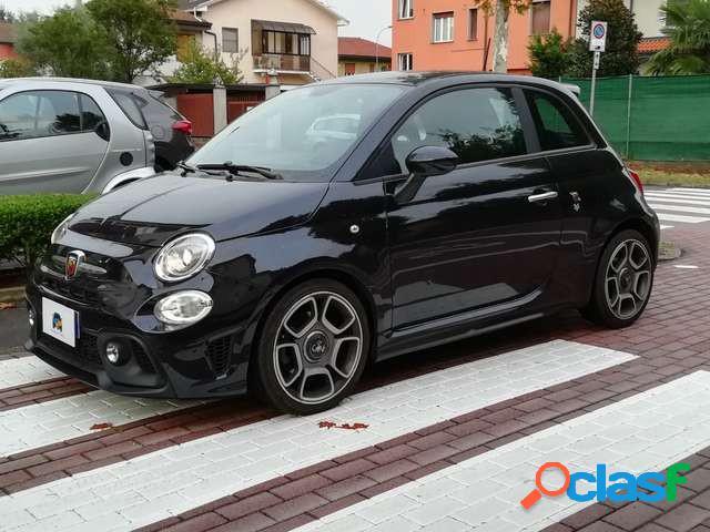 Abarth 595 benzina in vendita a pogliano milanese (milano)