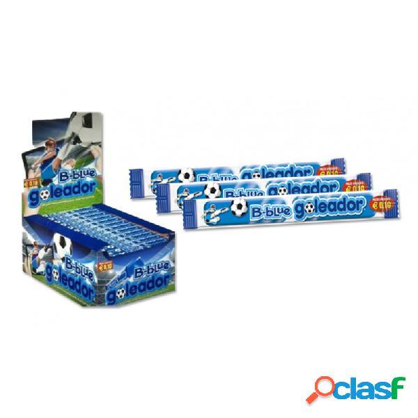 Caramelle goleador b-blu 200 pz gusto frutta