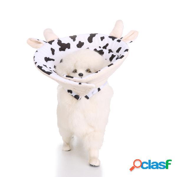 Collare elastico del collare dell'animale domestico del collare durevole di recupero di salute dell'animale domestico