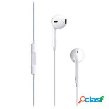 Auricolari stereo apple mnhf2zm/a earpods - iphone, ipad, ipod - bianco