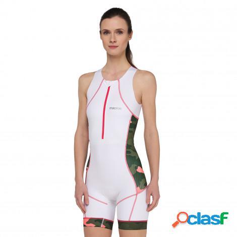 Body triathlon running donna gemma