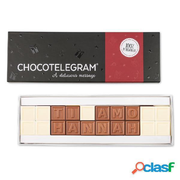 Telegramma di cioccolato - 30 caratteri