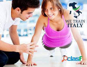 Corso online personal trainer