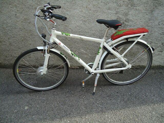 City bike elettrica ducati