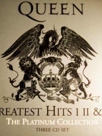 Greatest hits queen