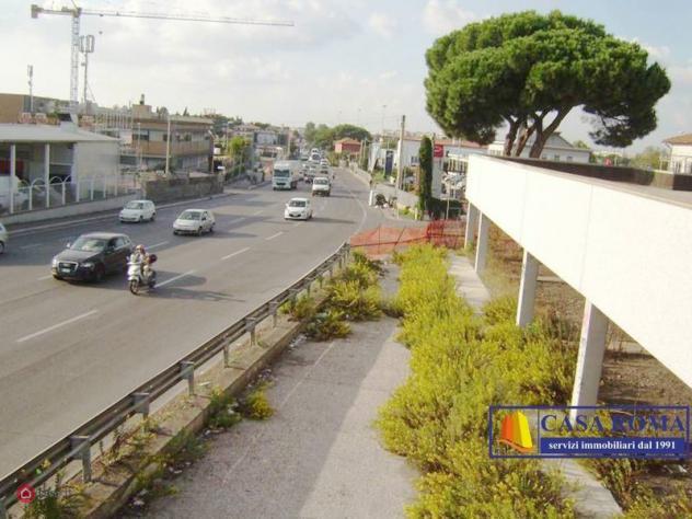 Locale commerciale di 3000mq in via anagnina 21 a roma