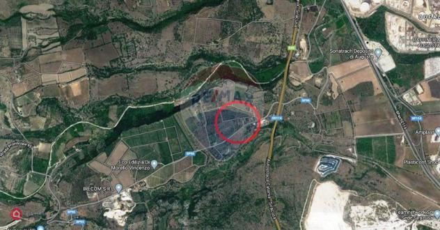 Terreno industriale di 5000mq in c.da cugno (zio buscoli) a