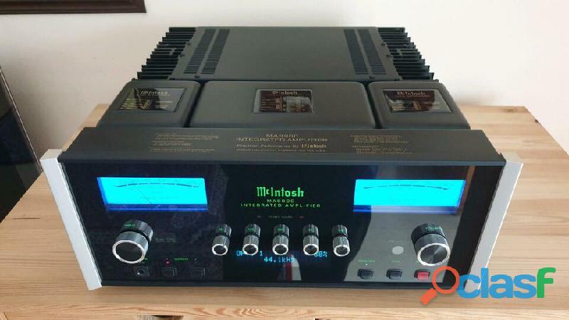 Mcintosh MA 8900 Amplificatore