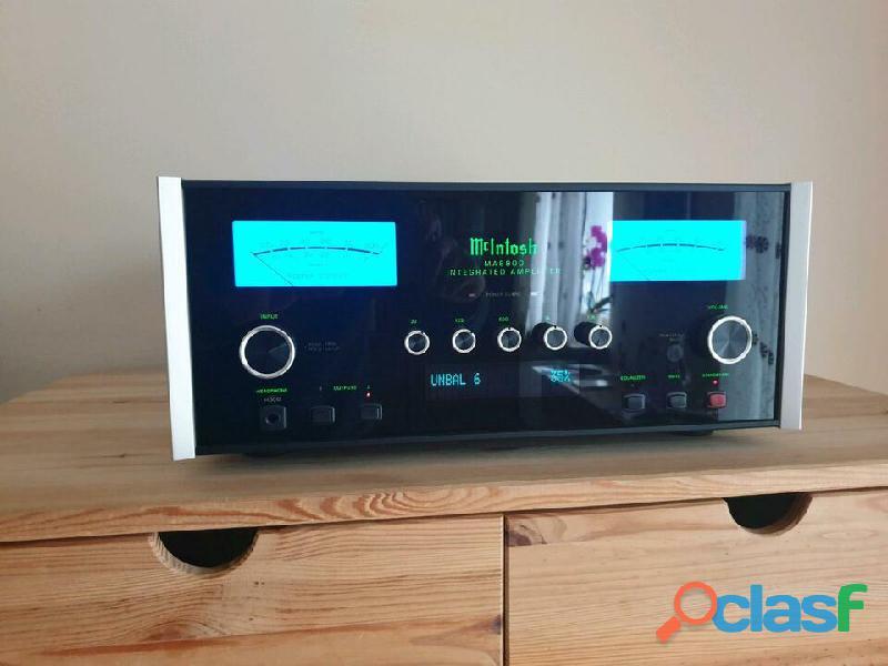Mcintosh MA 8900 Amplificatore 1