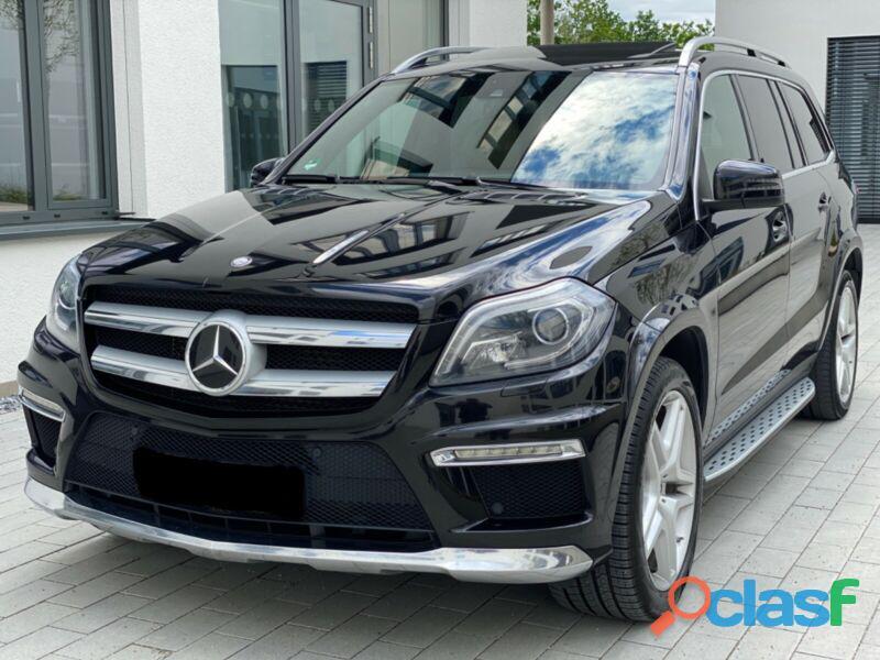 Mercedes benz gl 350 bluetec 4matic 7g tronic design amg paket